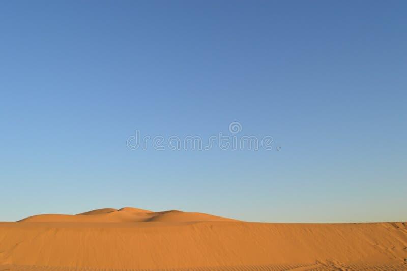 iran Wüste nahe der Stadt von Yazd lizenzfreie stockfotos