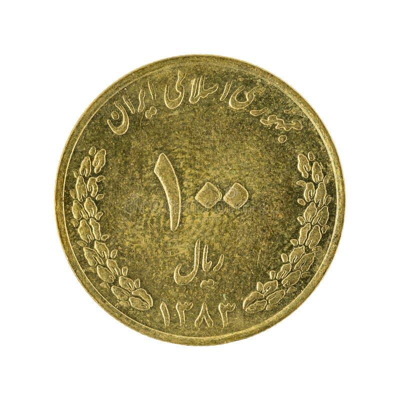 100 rial coin