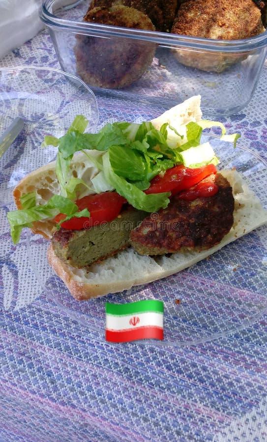 Iransk mat arkivfoto