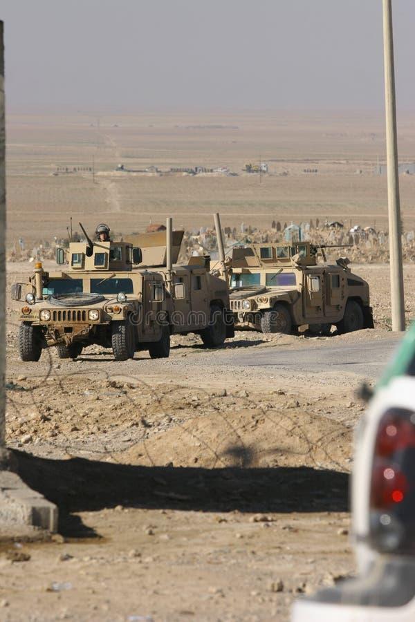 iraq żołnierze usa zdjęcie stock