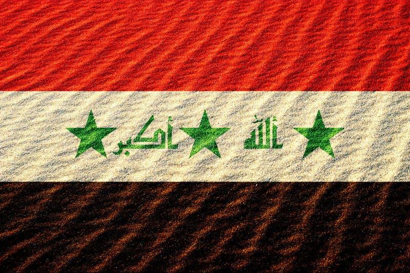 Iraq stock illustration