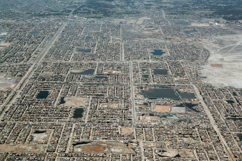 IRAQ Basra. Basra Iraq 24 04 2012 a city in southern Iraq royalty free stock photography