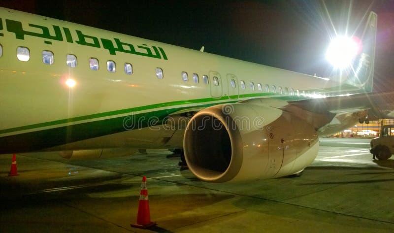 Iraqi Airways photo libre de droits
