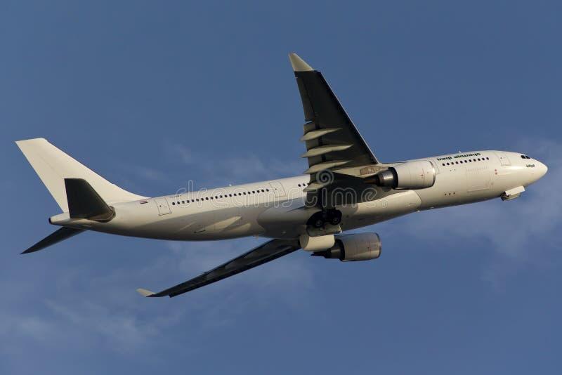 Iraqi Airways-Luchtbus A330 stock foto