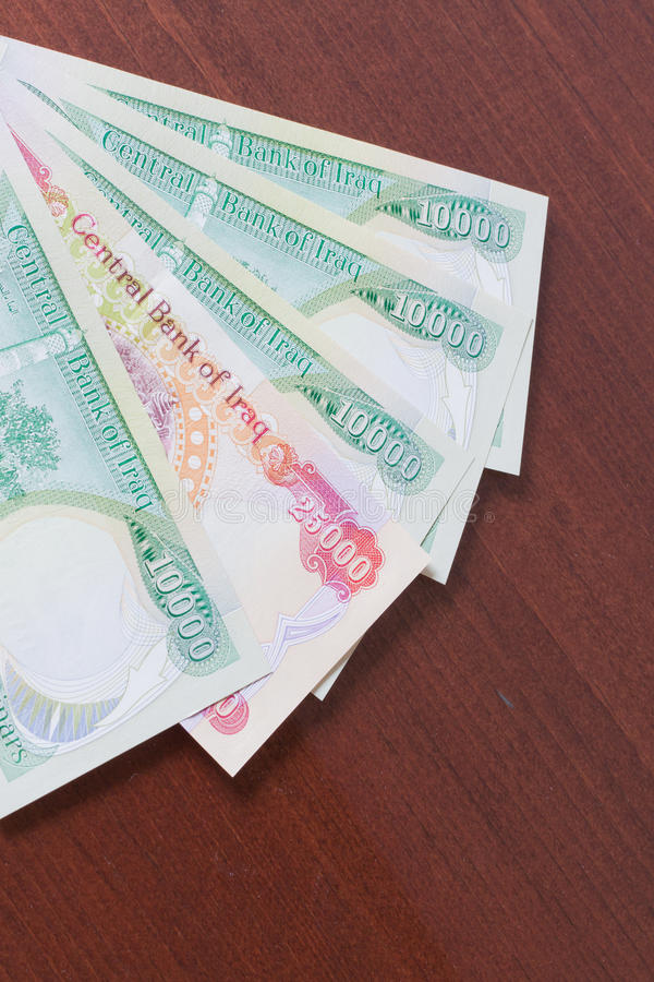 Download Iraqi Dinar stock image. Image of bank, artwork, denomination - 25781373
