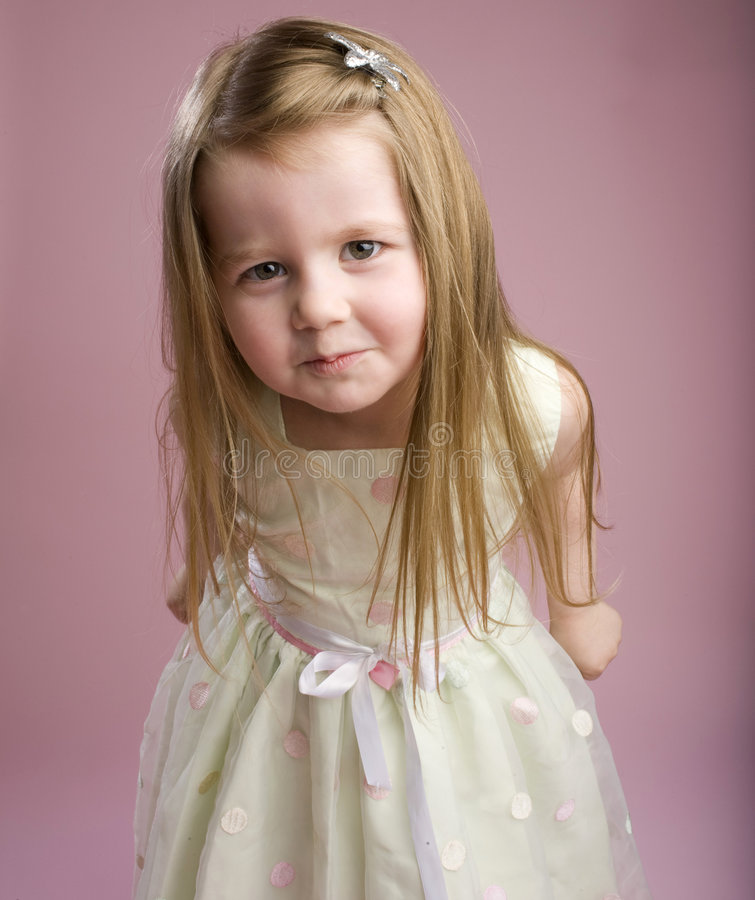 Download Irate Child stock photo. Image of accusing, glare, gaze - 5365648