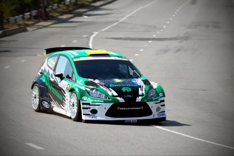 IRC PRIME Yalta Rally 2012