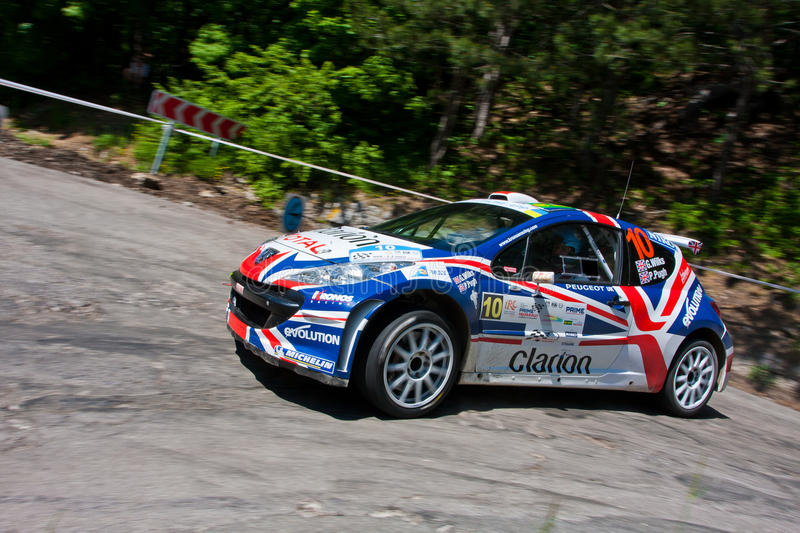 Download IRC PRIME Yalta Rally editorial photography. Image of event - 24032192