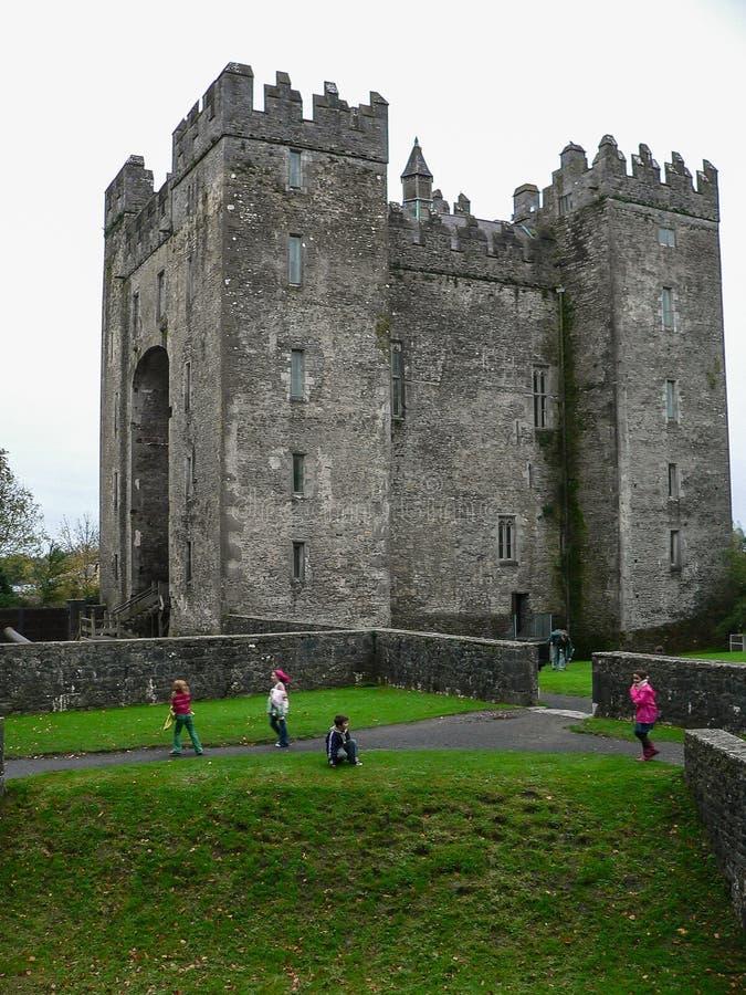 Ireland. Bunratty stock images