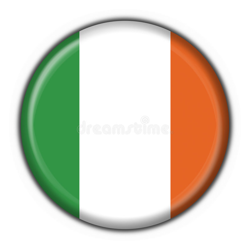 Download Ireland Button Flag Round Shape Stock Illustration - Image: 6592441