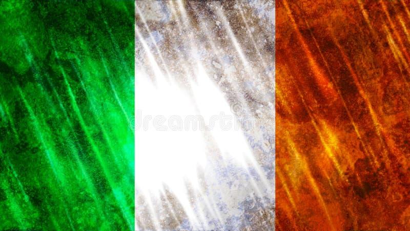 Ireland Flag. For Print, Wallpaper Purposes, Size : 7680  x 4320 Pixels, 300 dpi, Jpg Format royalty free stock photo
