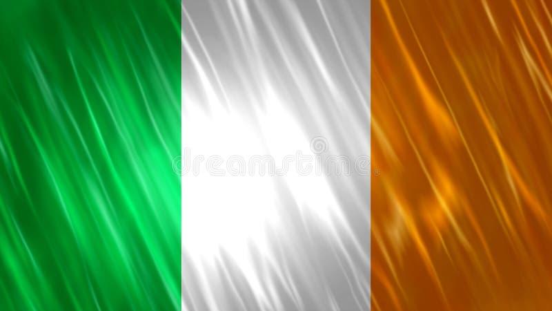 Ireland Flag. For Print, Wallpaper Purposes, Size : 7680  x 4320 Pixels, 300 dpi, Jpg Format stock photo