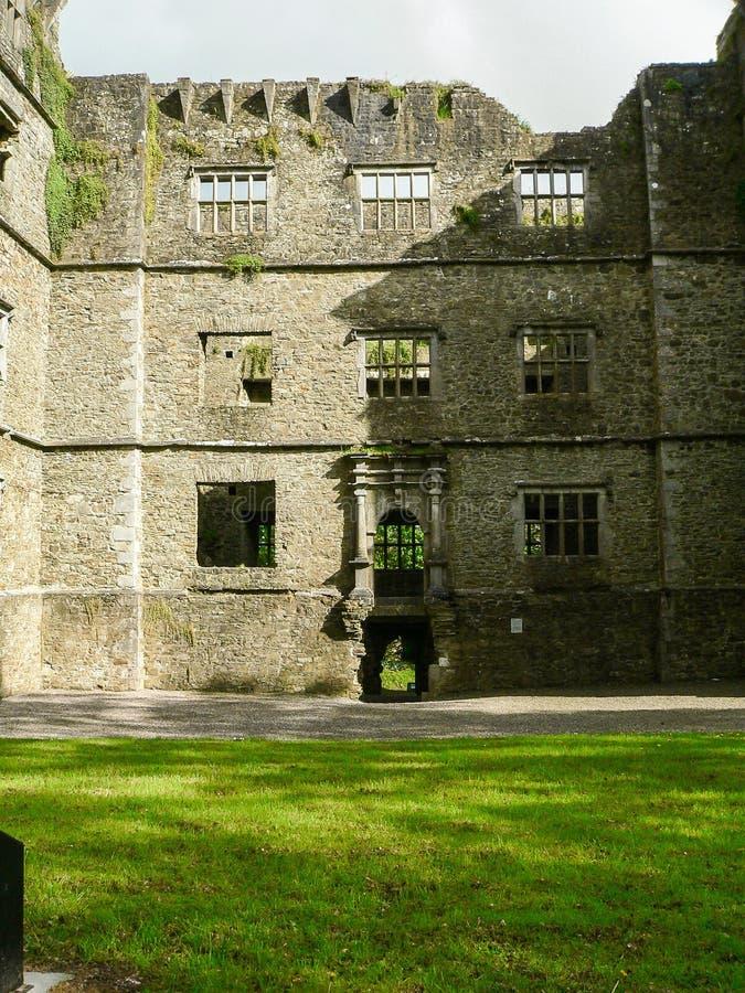 Ireland. Kanturk stock photo