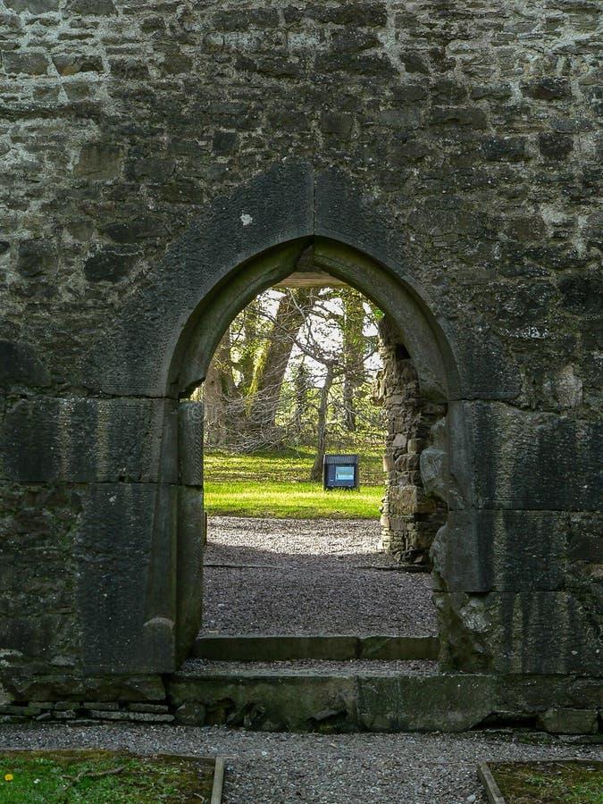 Ireland. Kanturk royalty free stock image