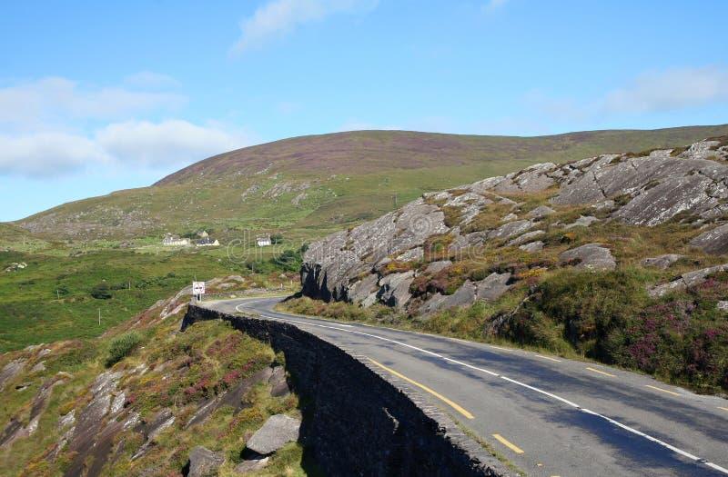 Ireland rural imagem de stock royalty free