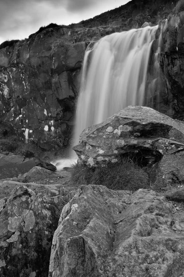 Ireland waterfall