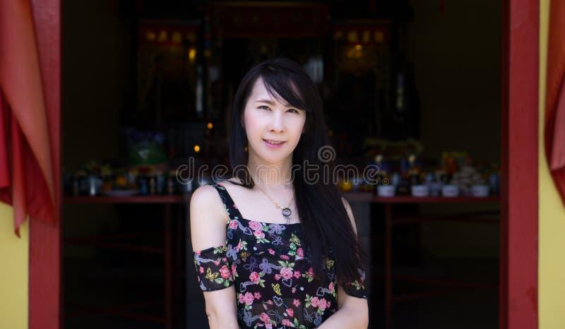 Irene portreta strzelanina zdjęcia stock