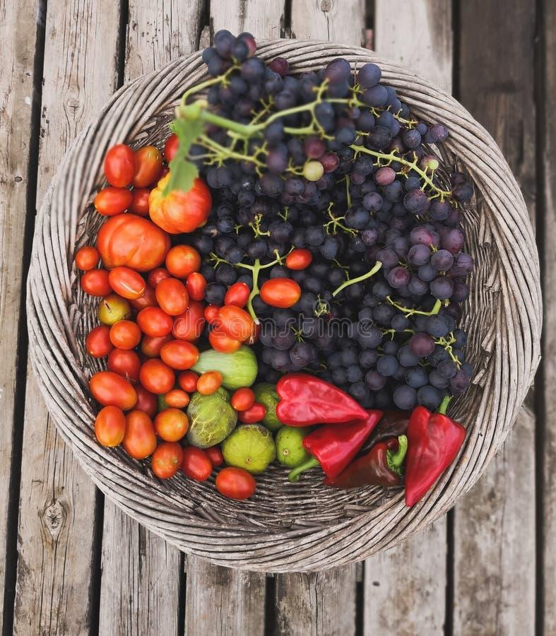 Irgendein Gemüse stockfoto