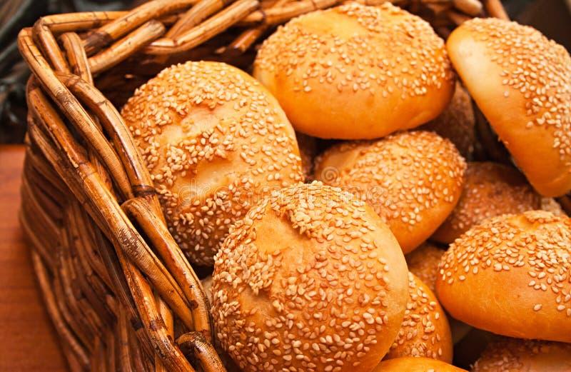 Irgendein kleines Brot stockfotografie