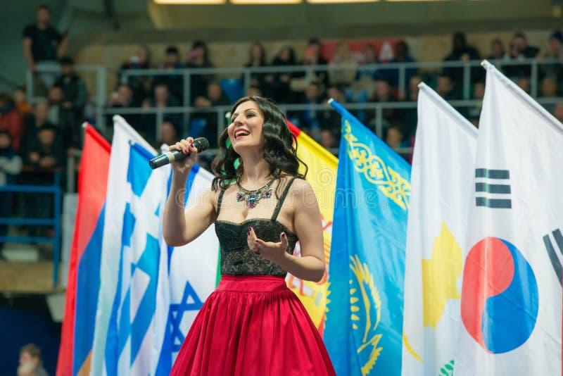 Irina Savitskaya royaltyfri fotografi