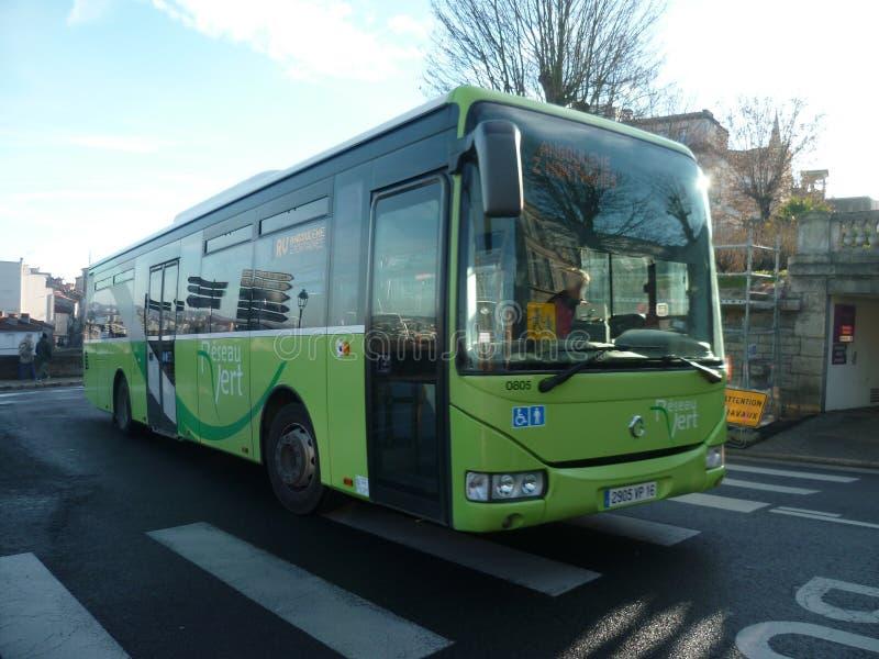 Irisbus Crossway Le N°0805 Cg16 (citram-charente) - Angoulême (16) Free Public Domain Cc0 Image