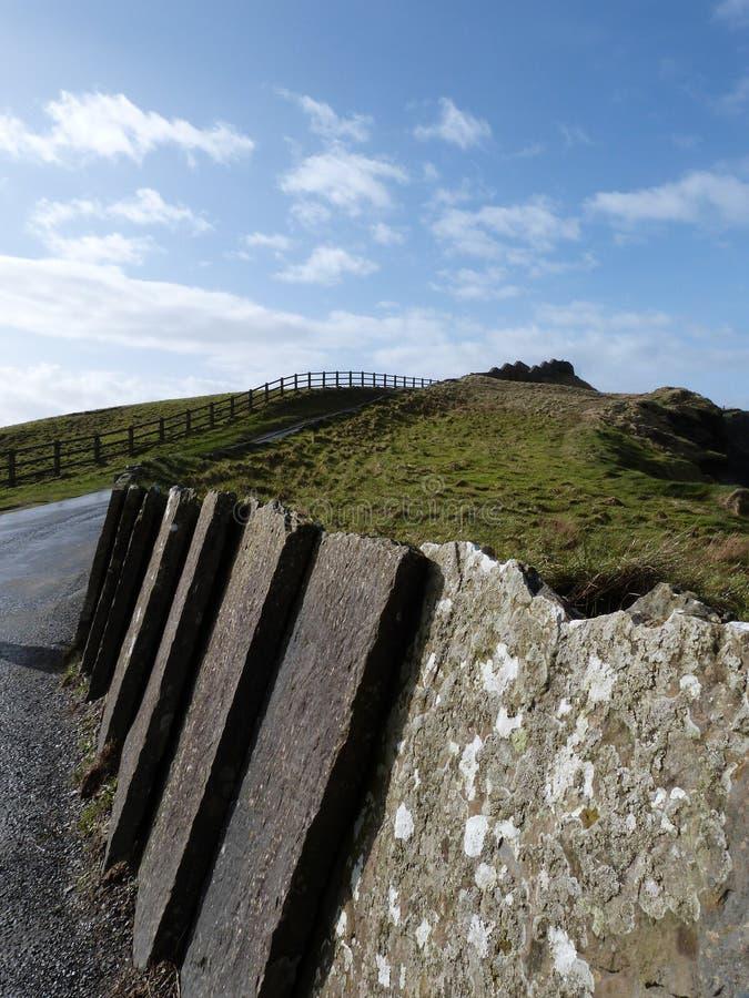 Irische Küste stockfotos