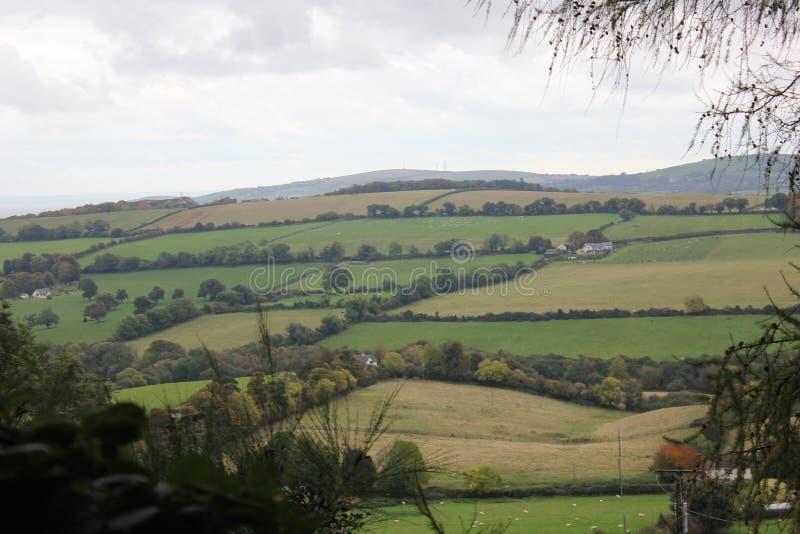 Irische Landschaft lizenzfreie stockbilder