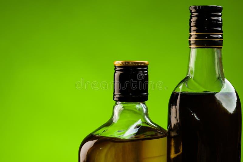 Irisches Alkoholisches Getränk Lizenzfreie Stockbilder