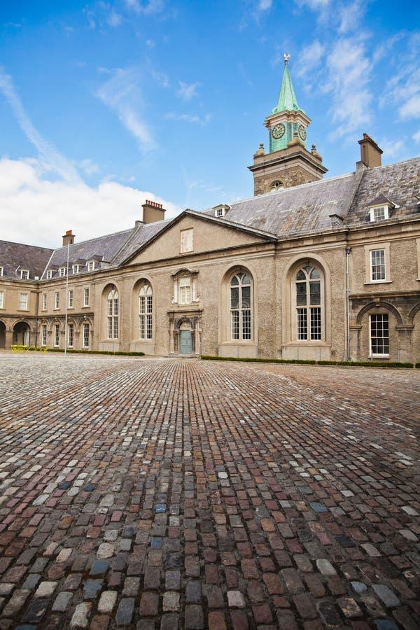 Irisches Museum der moderner Kunst lizenzfreies stockbild