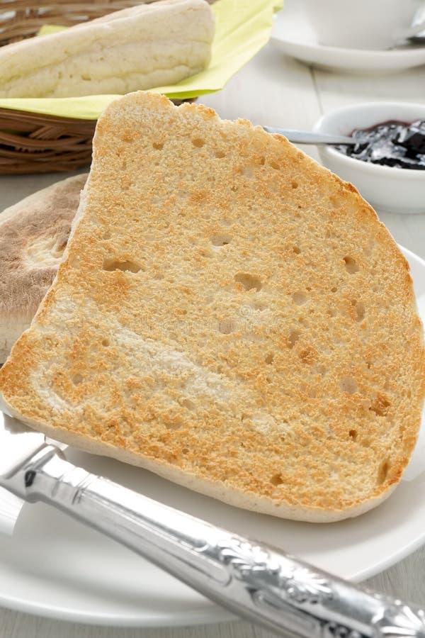 Irisches Soda-Brot stockbild