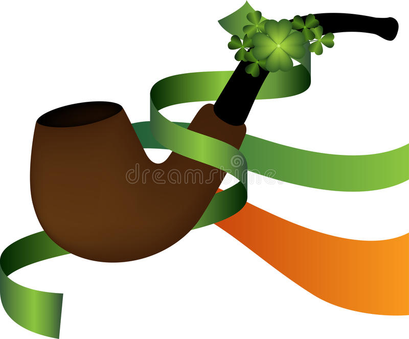 Download Irish brier stock vector. Illustration of season, leaf - 19507854