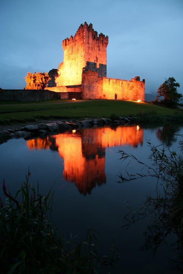 Irish Castle royalty free stock image