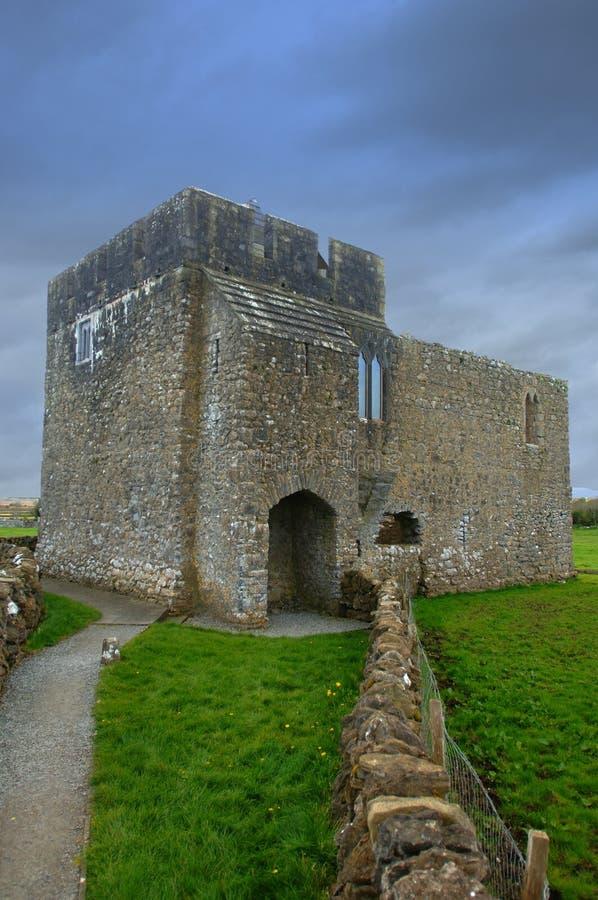 Irish Castle Royalty Free Stock Photo