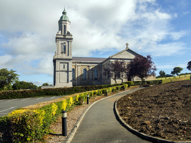 Download The Irish Church stock image. Image of building, heritage - 33682515