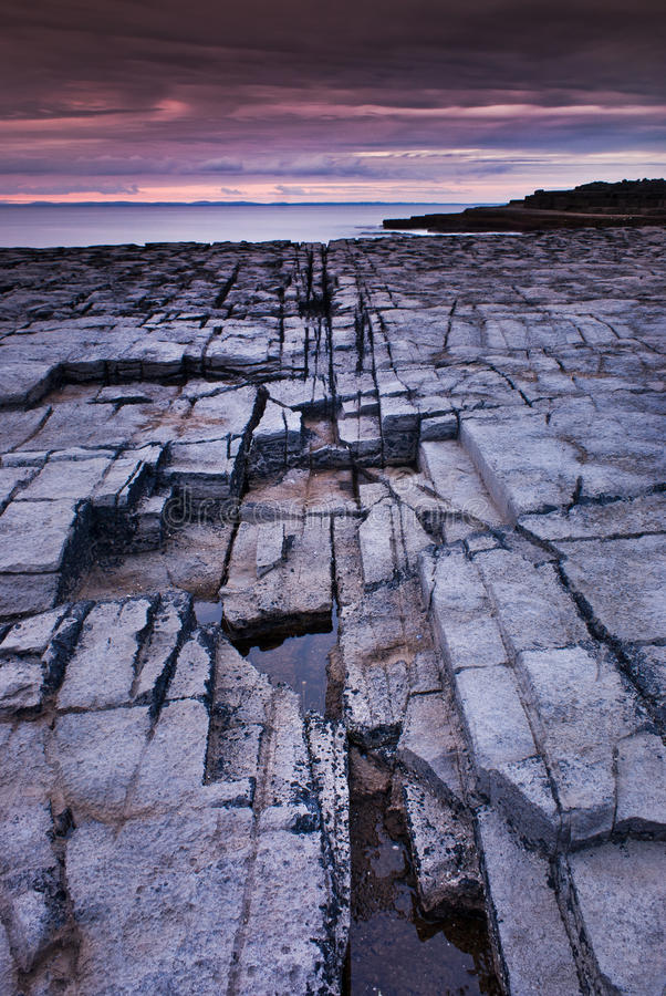 Download Irish Coast stock image. Image of line, coastal, coast - 28857127