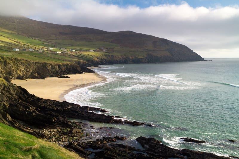 Download Irish coastline stock photo. Image of atlantic, hills - 18013016