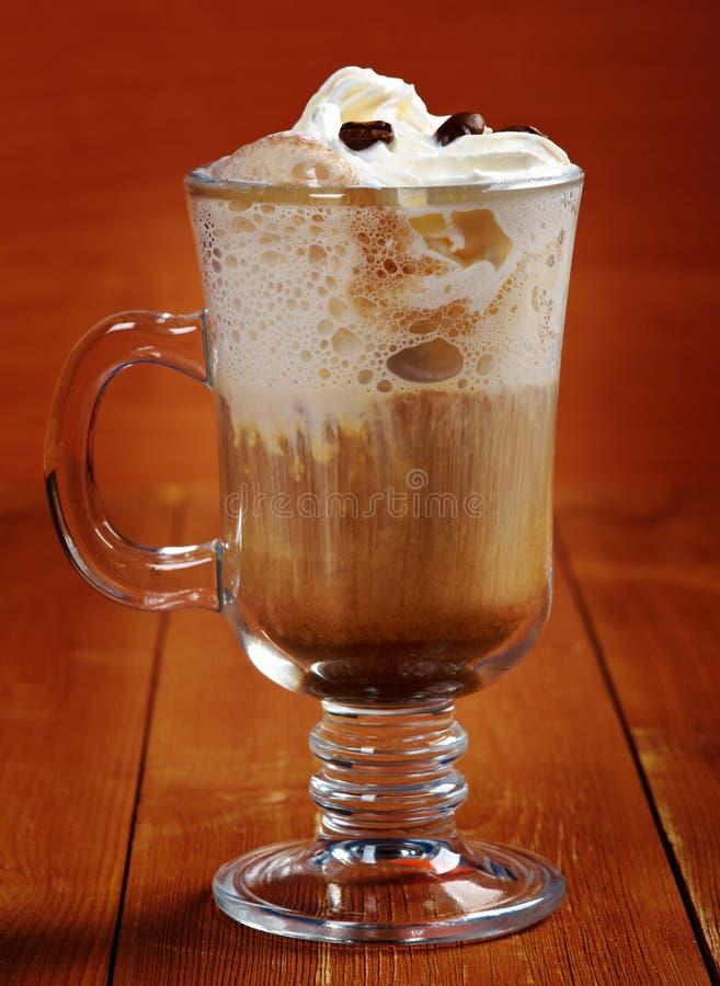 Irish Coffee royalty free stock images