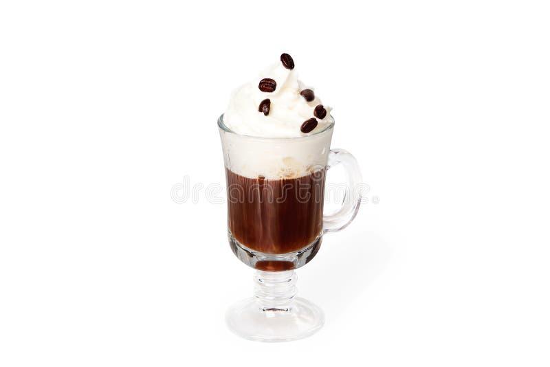 Irish coffee royalty free stock photos