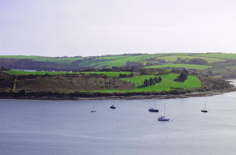 Irish Landscape Royalty Free Stock Photography