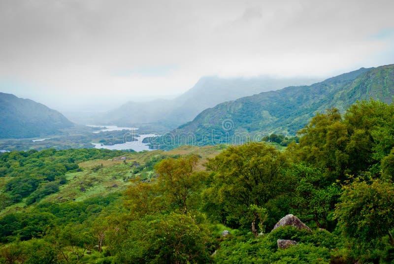 Download Irish Landscape- Killarney National Park Stock Image - Image: 27464225