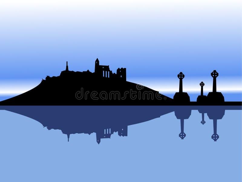 Download Irish landscape vector stock vector. Image of ireland - 11896001