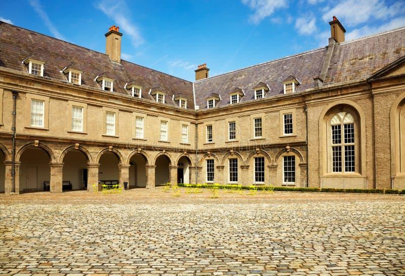 Irish Museum of Modern Art royalty free stock image