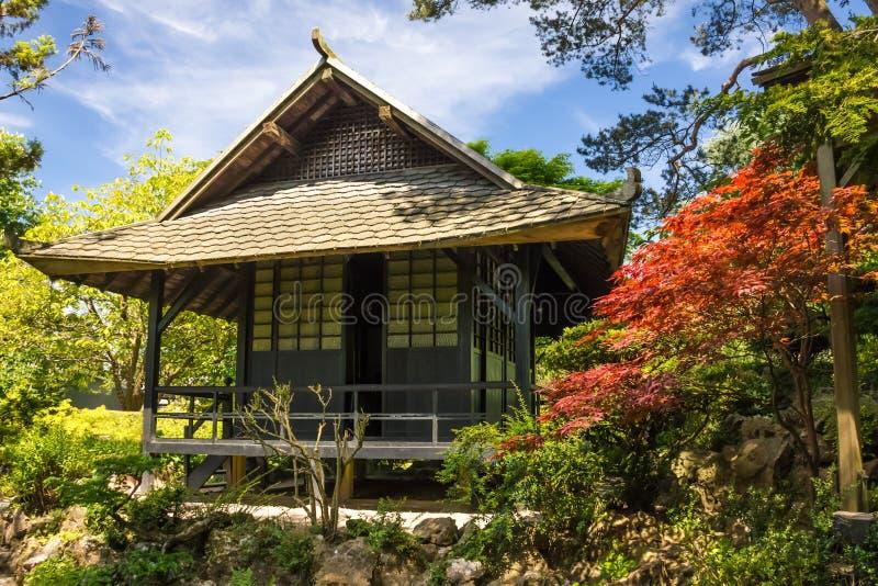 Irish National Stud's Japanese Gardens. Kildare. Ireland stock photo