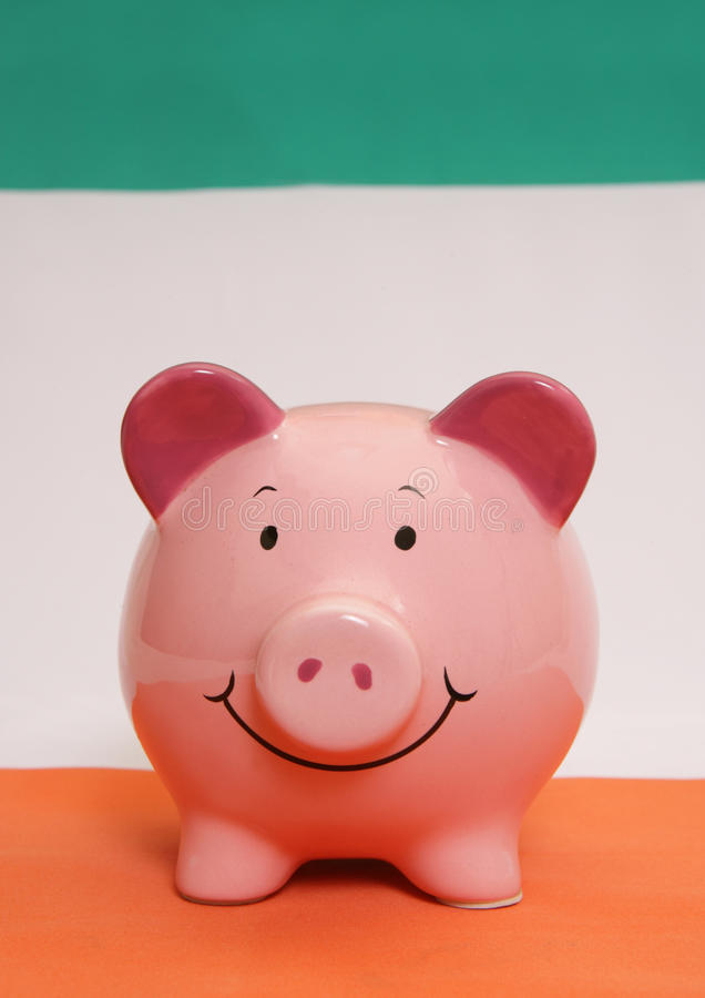 Download Irish Piggybank Stock Photography - Image: 22058182