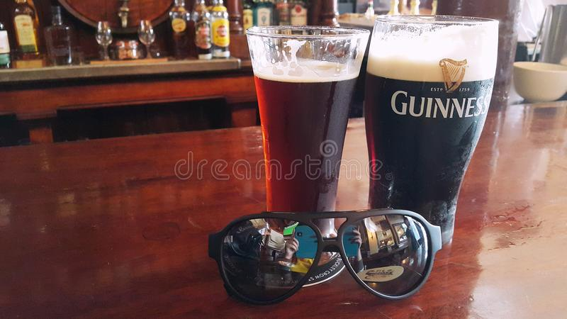 irish pub zdjęcia stock