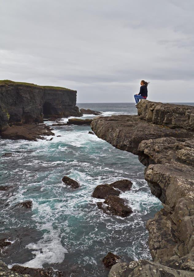 Irish Scenery Stock Image