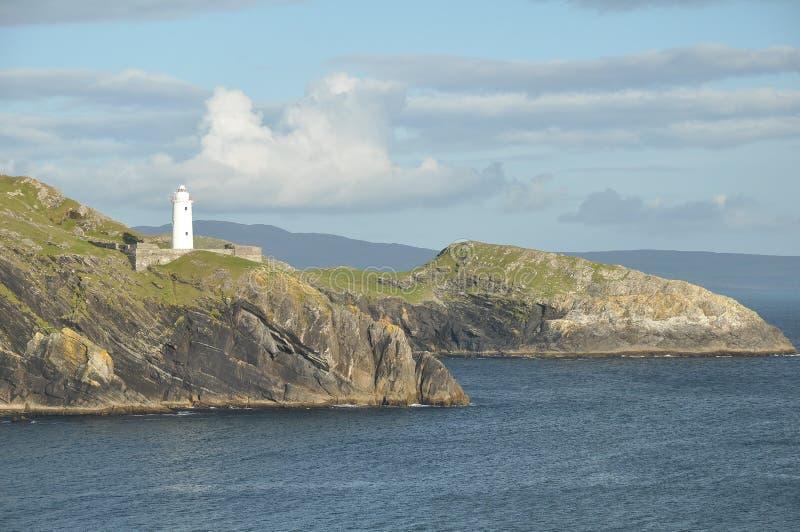 Irish seascape royalty free stock photo