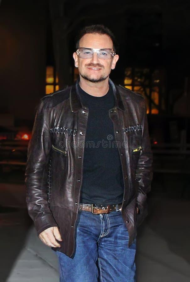 Bono stock images