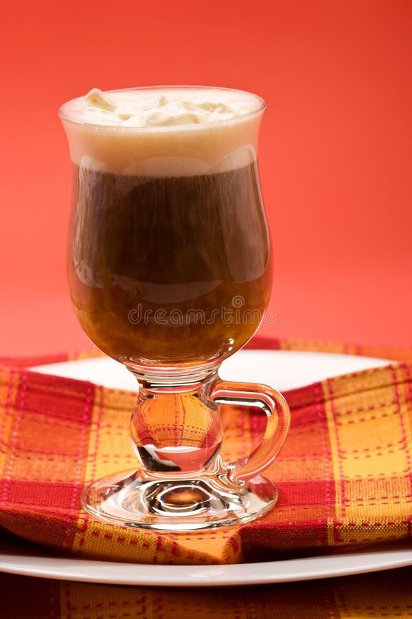 Irishcoffee stockfotos