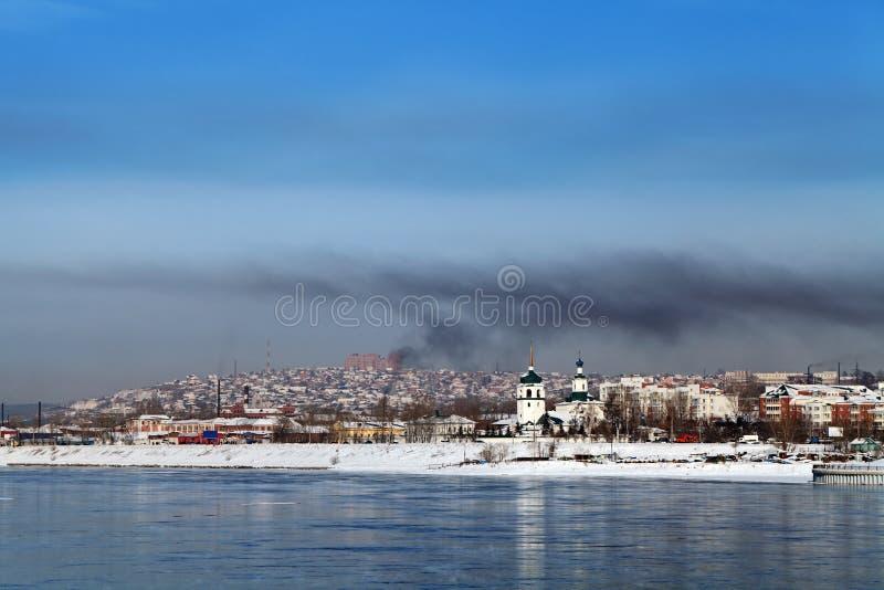 Irkutsk stockfoto